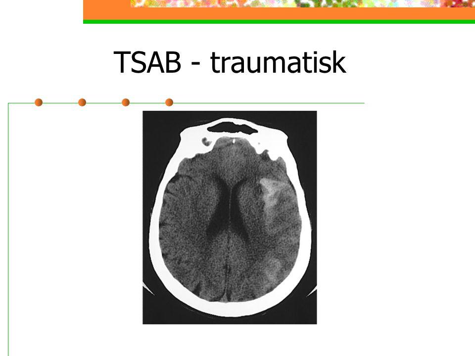 TSAB - traumatisk