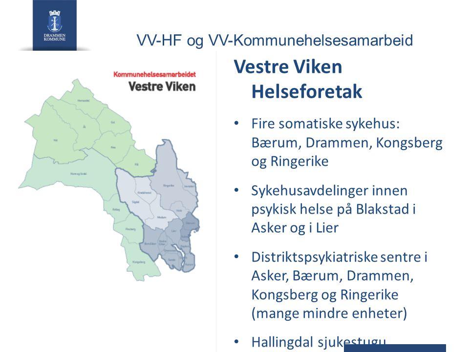 VV-HF og VV-Kommunehelsesamarbeid