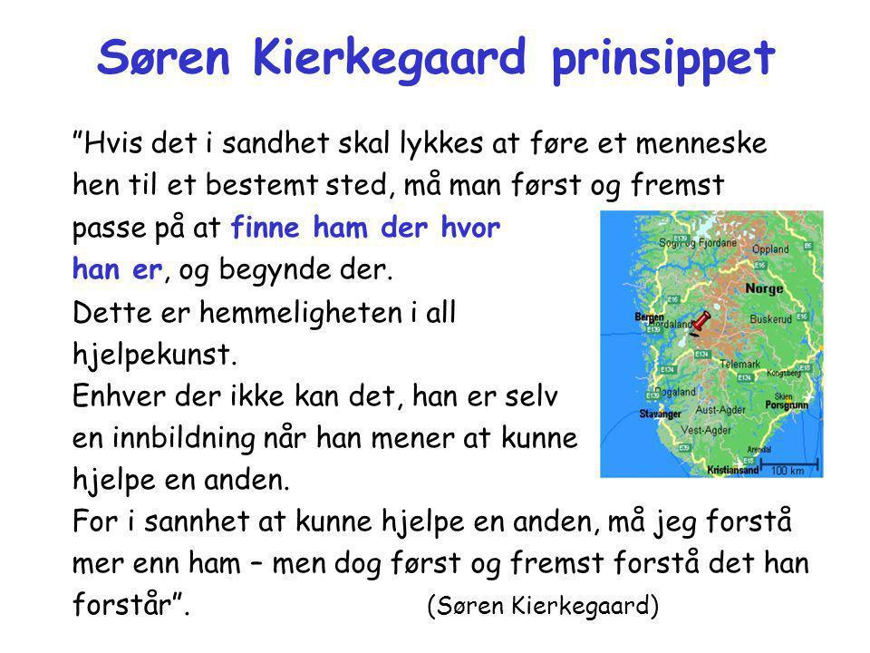 Søren Kierkegaard prinsippet