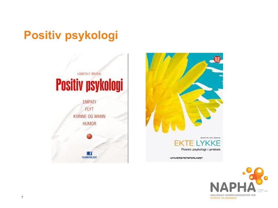 Positiv psykologi Referanser: