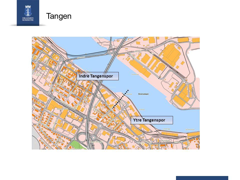Tangen Indre Tangenspor Ytre Tangenspor
