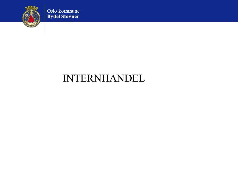 INTERNHANDEL