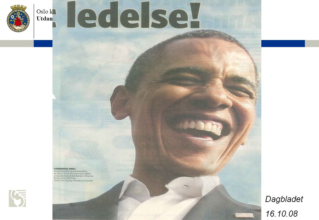 Dagbladet 16.10.08