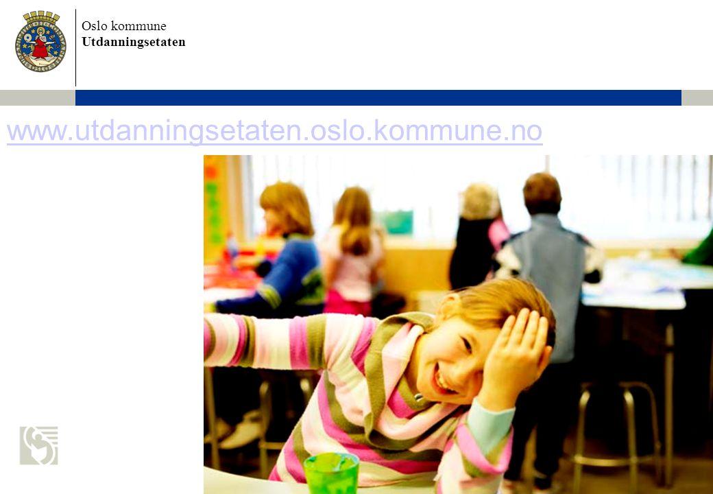 www.utdanningsetaten.oslo.kommune.no 26