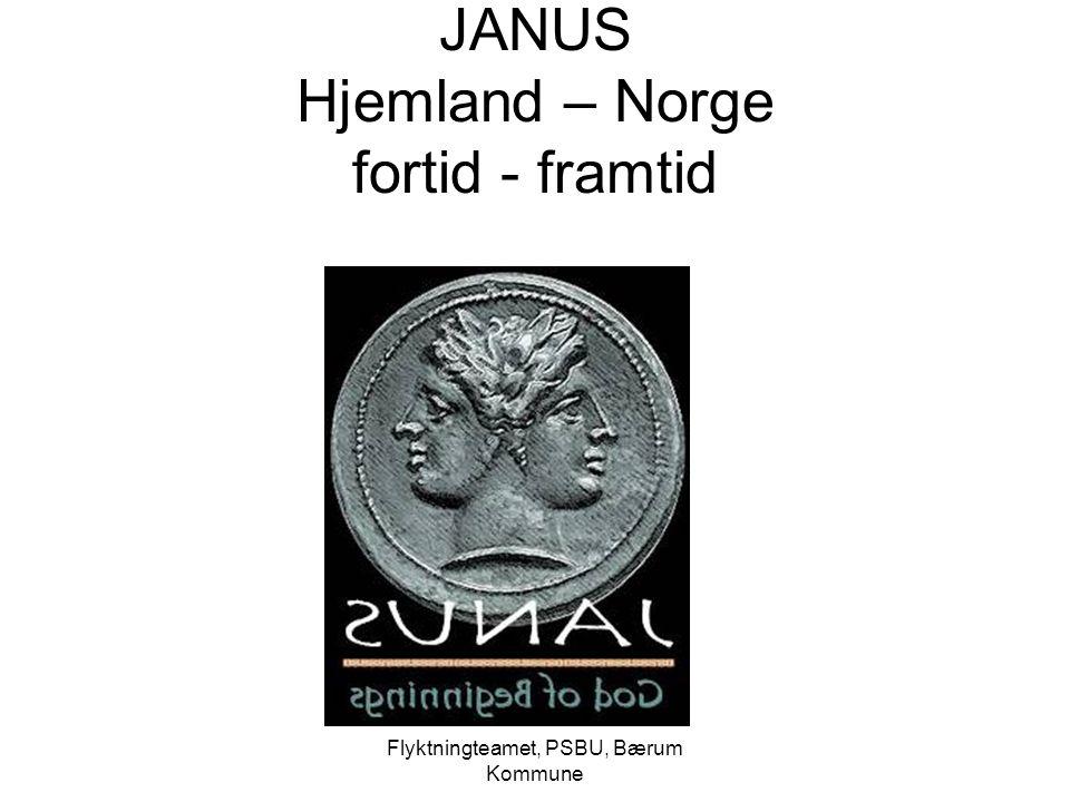 JANUS Hjemland – Norge fortid - framtid