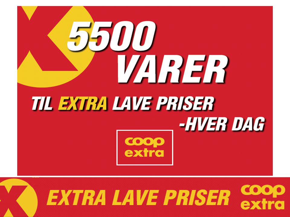 VARER I SORTIMENT Prix (også Rema/Kiwi/Rimi) ca 3000