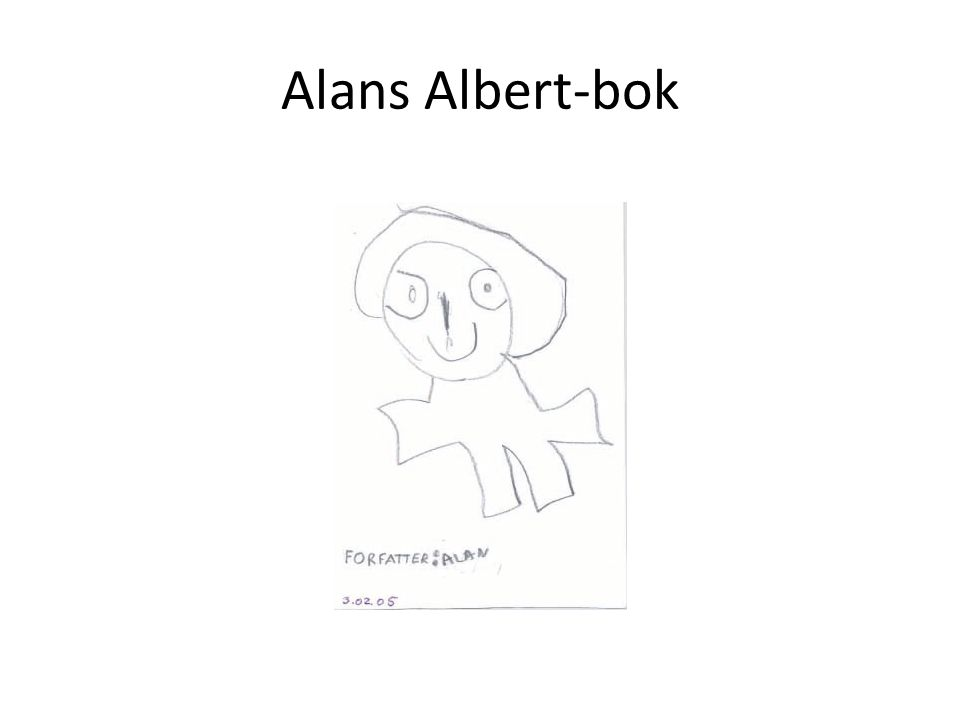 Alans Albert-bok