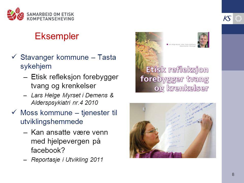 Eksempler Stavanger kommune – Tasta sykehjem