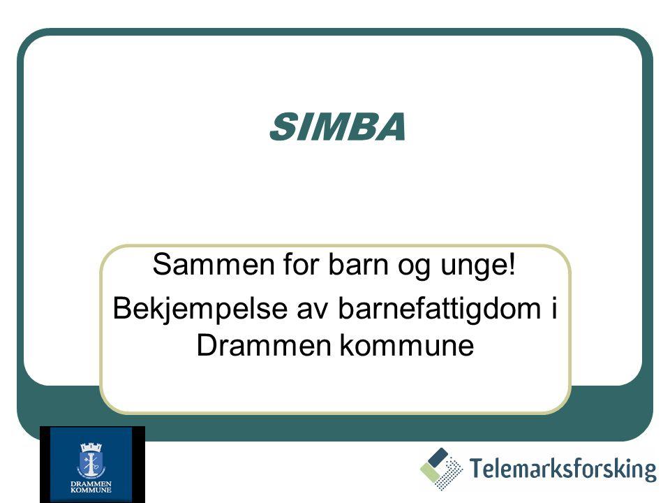 Bekjempelse av barnefattigdom i Drammen kommune