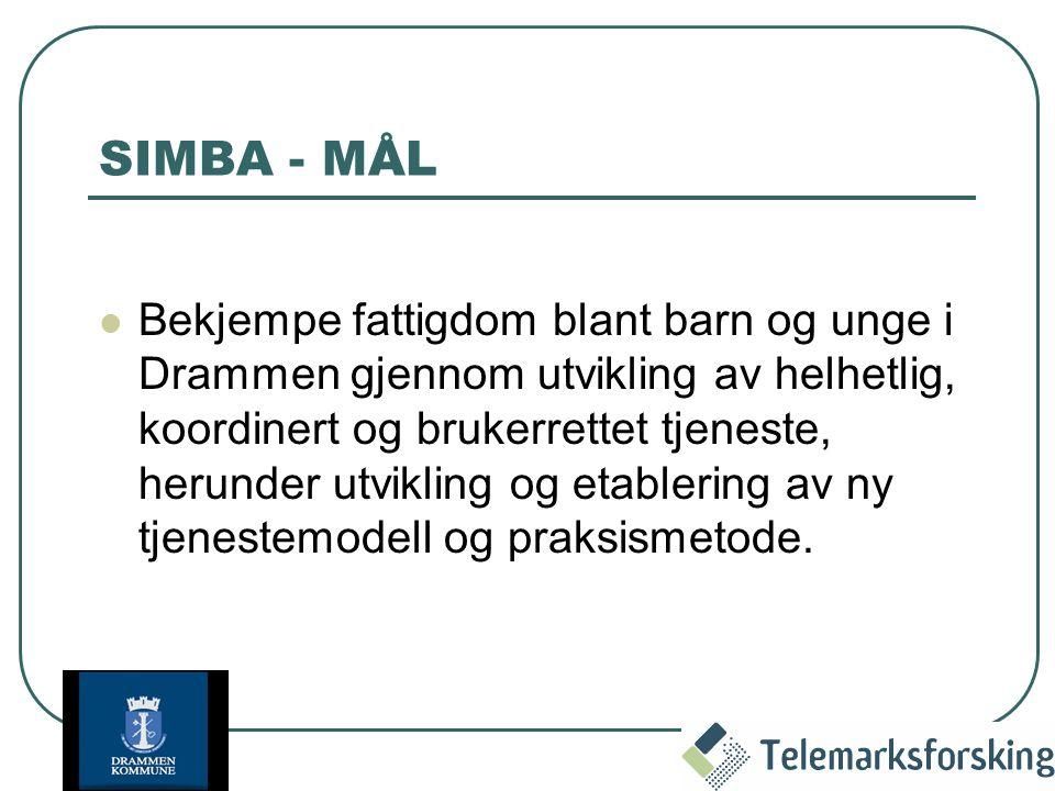 SIMBA - MÅL