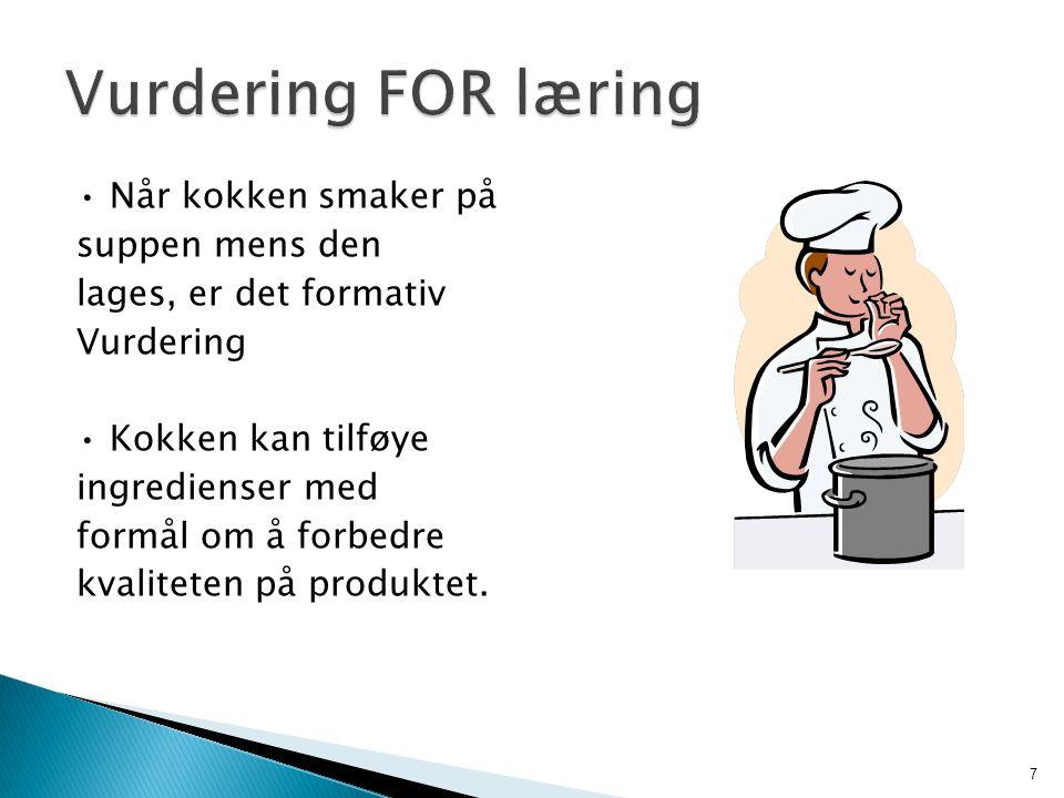15.09.2008 Vurdering FOR læring.