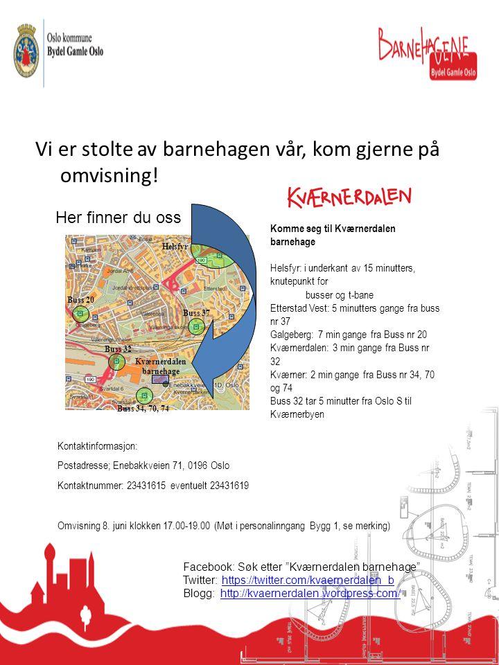 Kværnerdalen barnehage