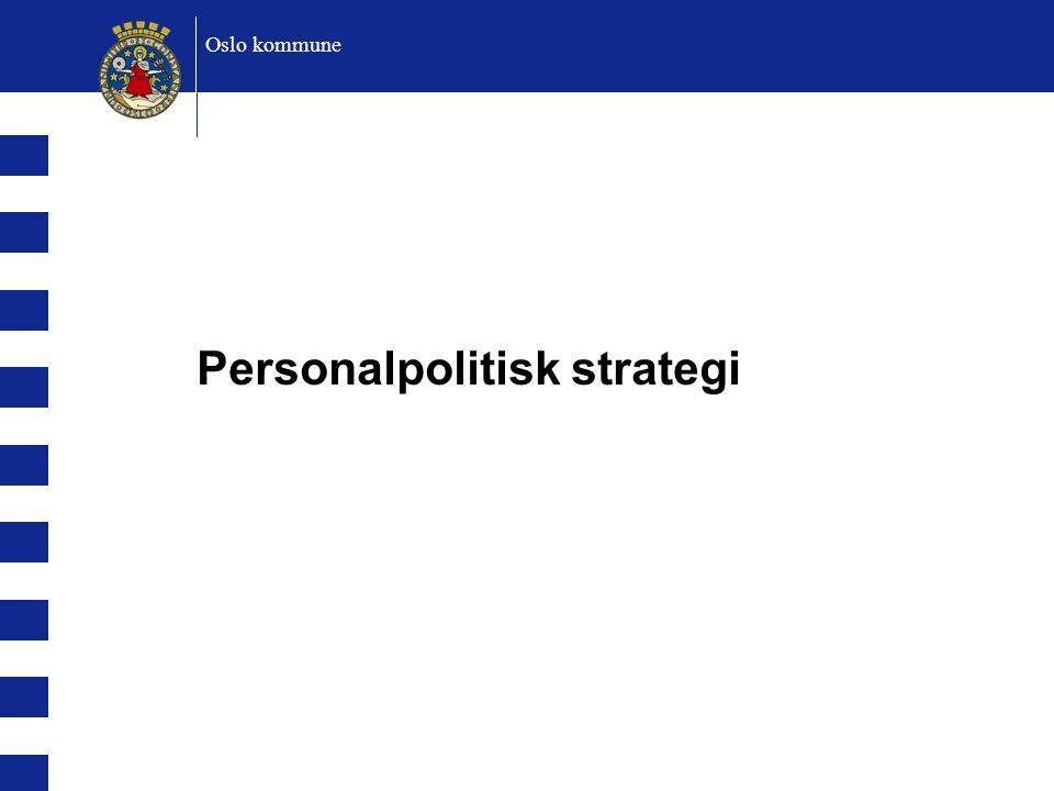 Personalpolitisk strategi