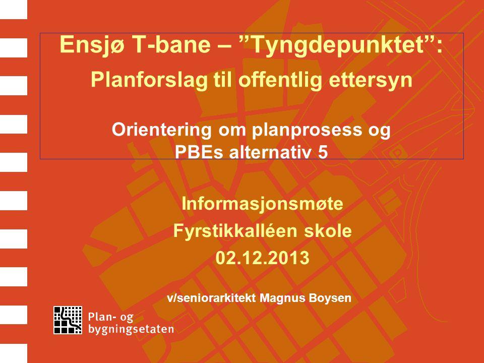 Informasjonsmøte Fyrstikkalléen skole 02.12.2013