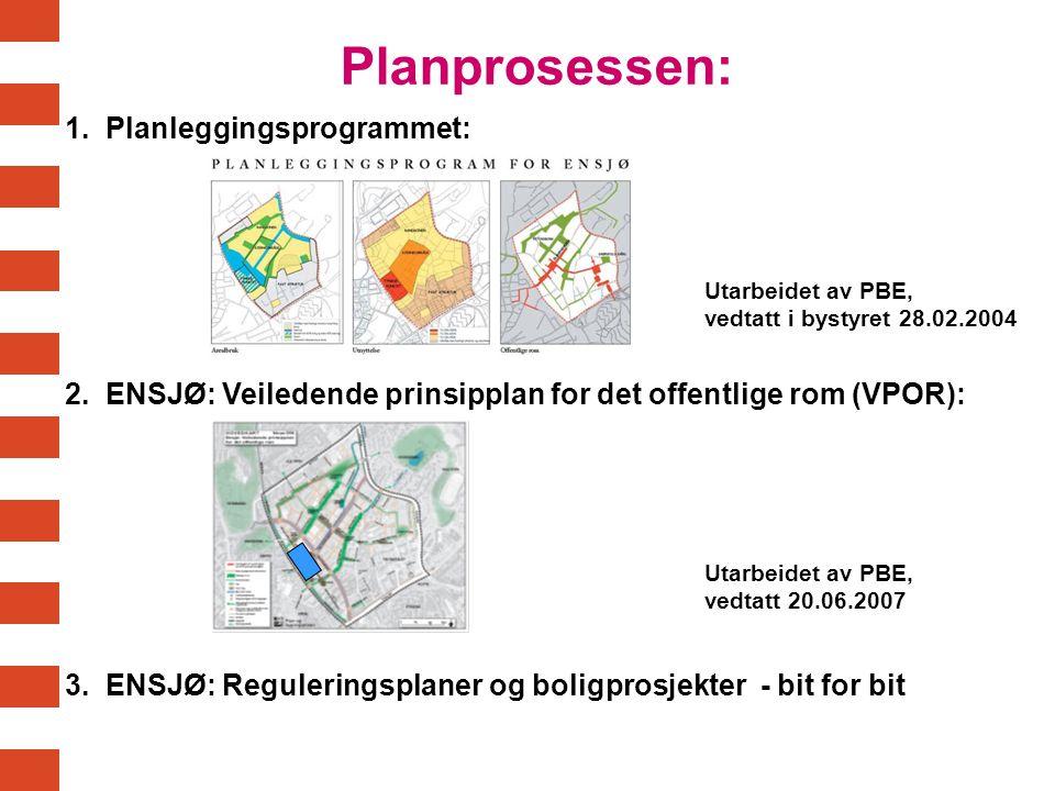 Planprosessen: 1. Planleggingsprogrammet: