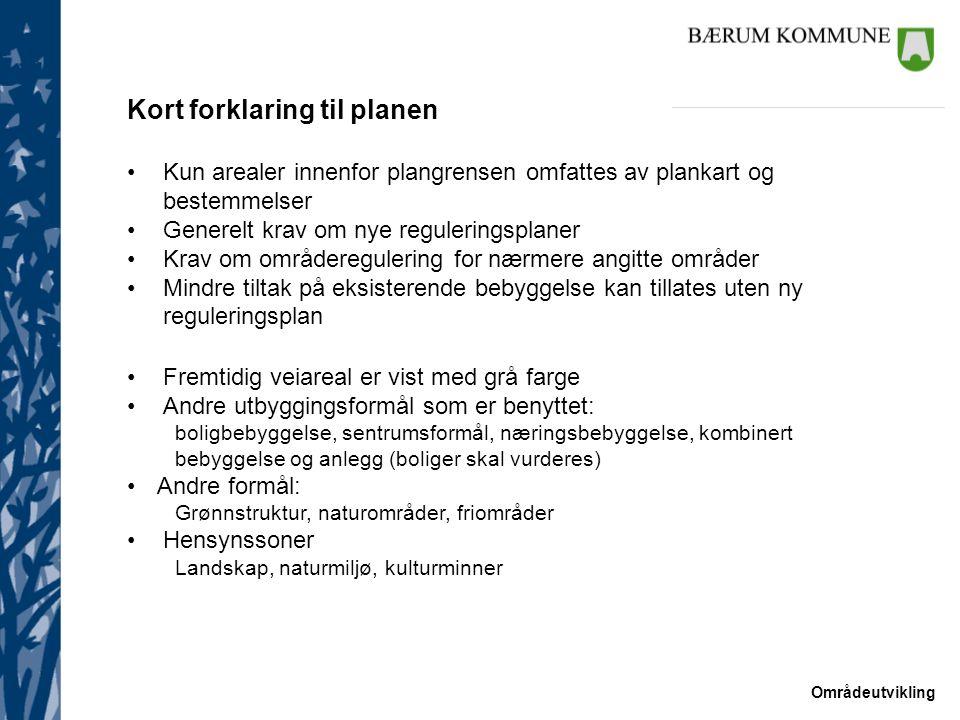 Kort forklaring til planen