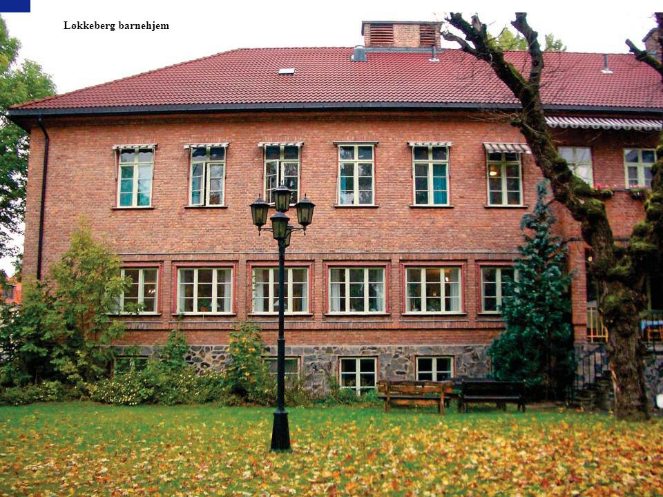 Løkkeberg barnehjem