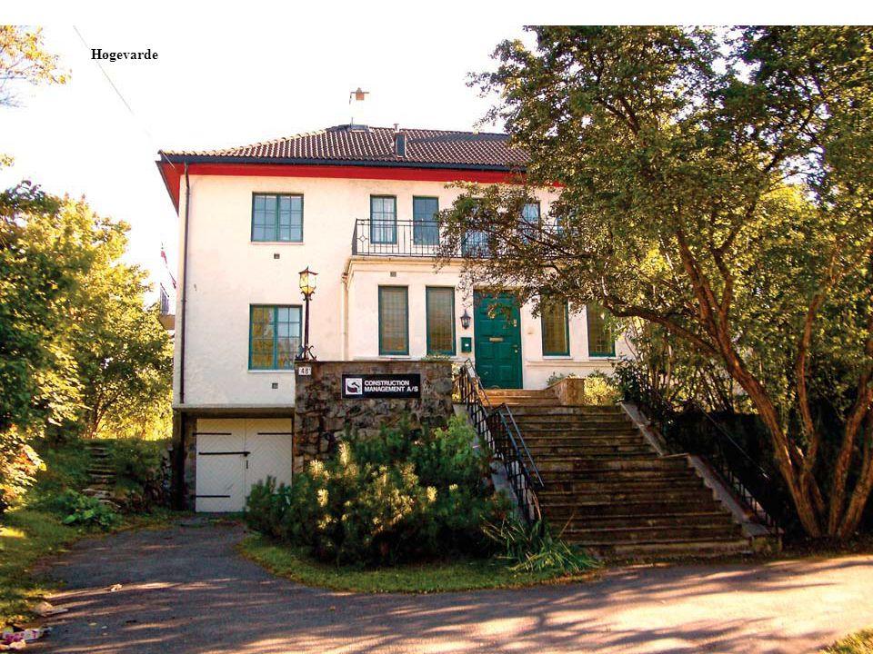 Høgevarde Barnevern i Schwendsensgate Barnevern i Schwendsens gate
