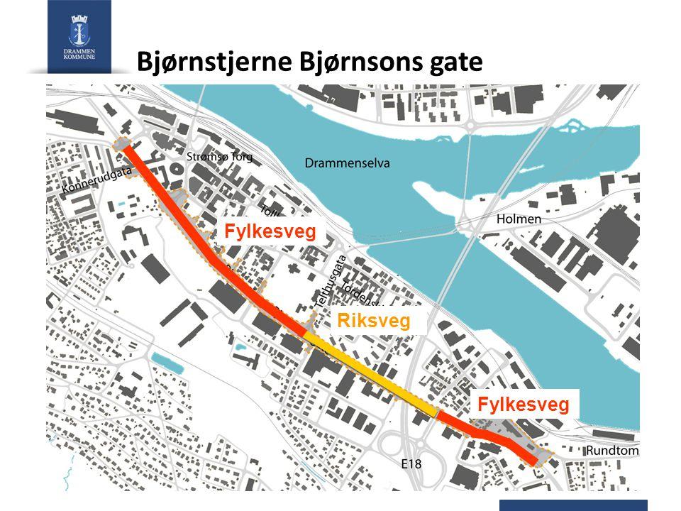 Bjørnstjerne Bjørnsons gate
