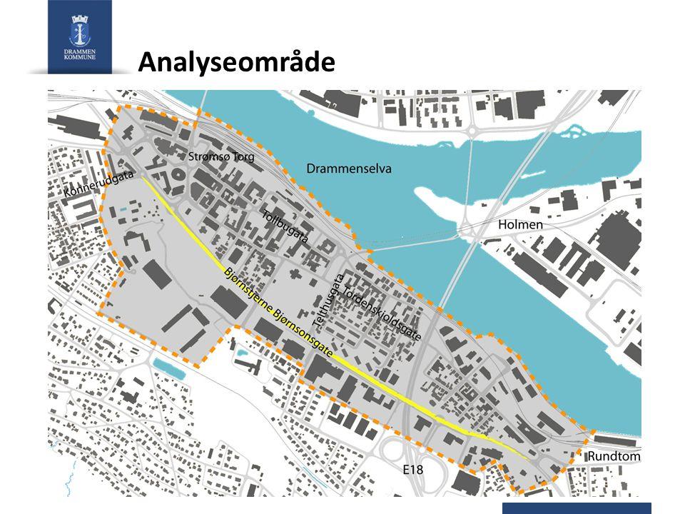 Analyseområde