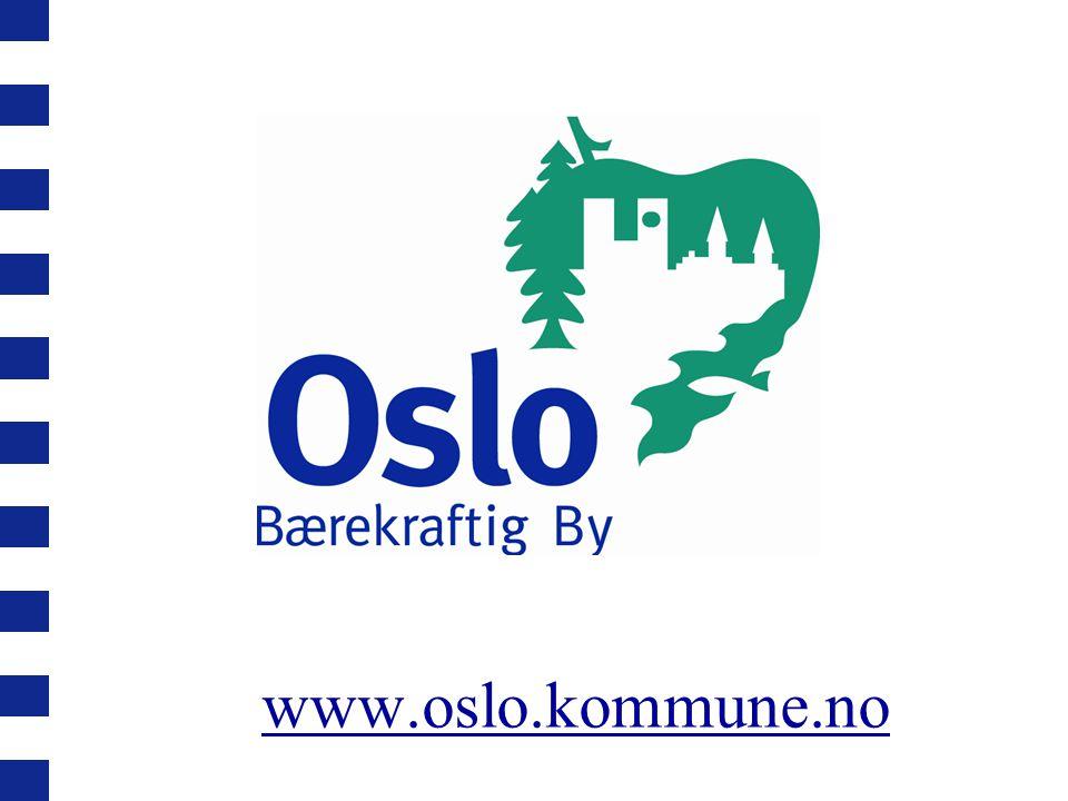 Takk for meg www.oslo.kommune.no