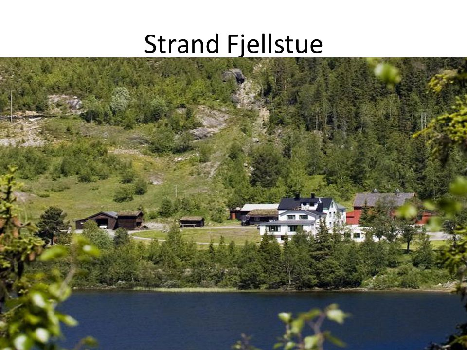Strand Fjellstue