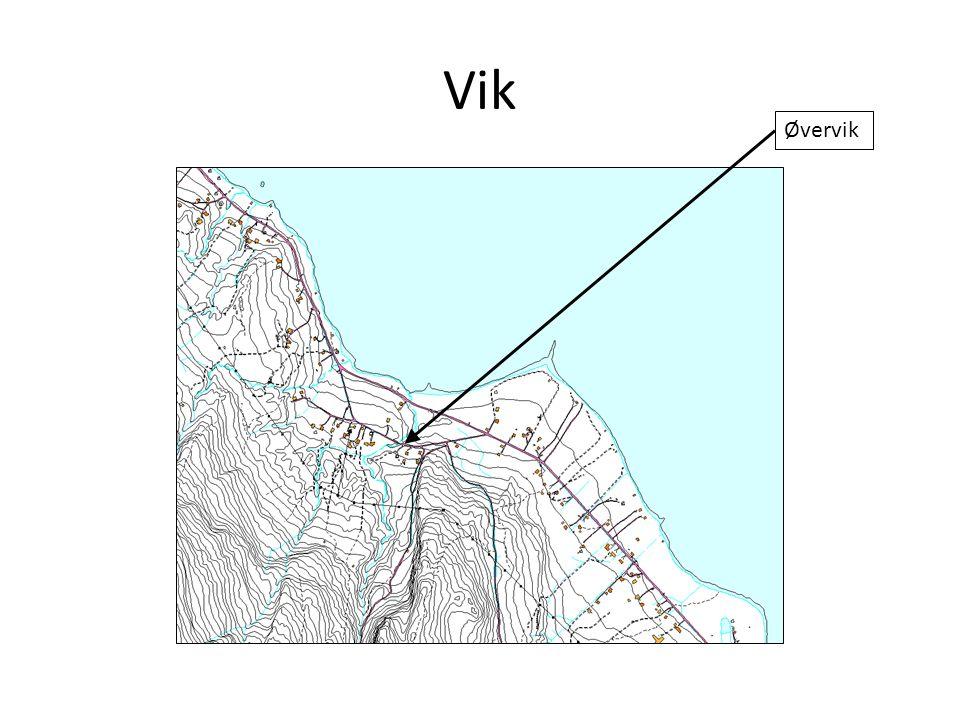 Vik Øvervik