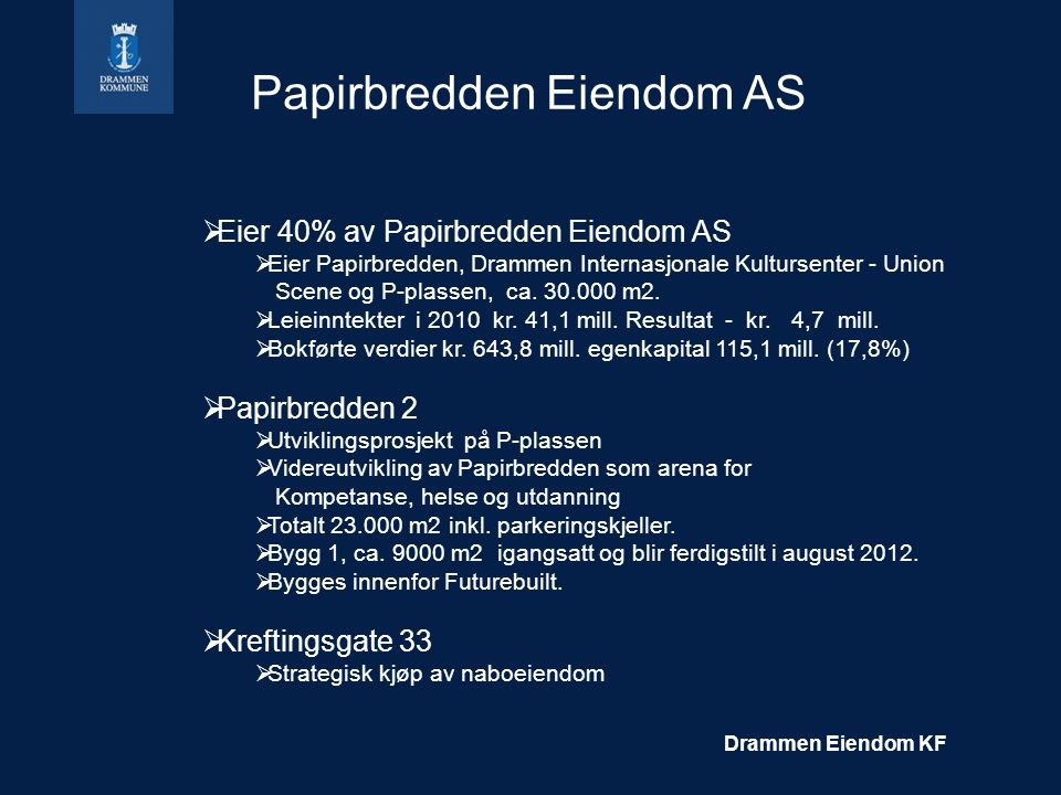 Papirbredden Eiendom AS