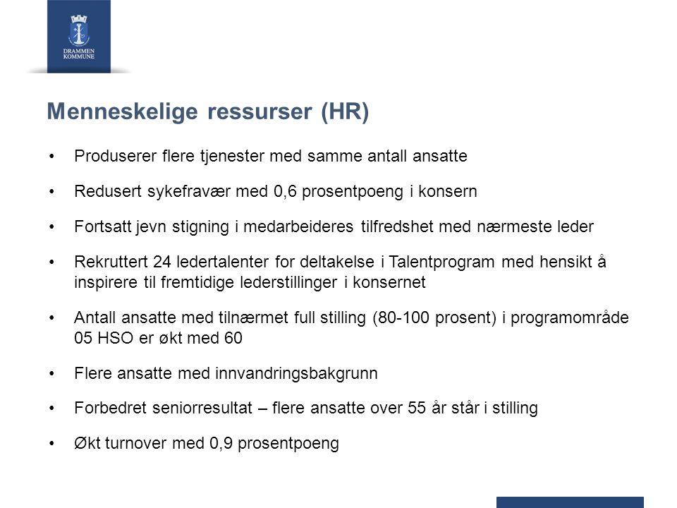 Menneskelige ressurser (HR)