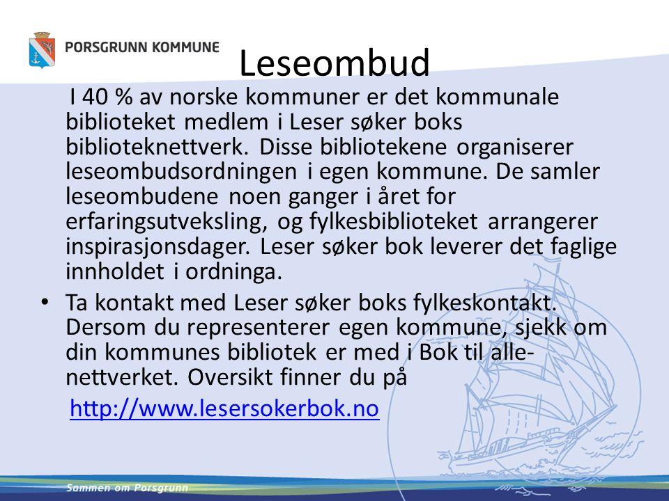 Leseombud