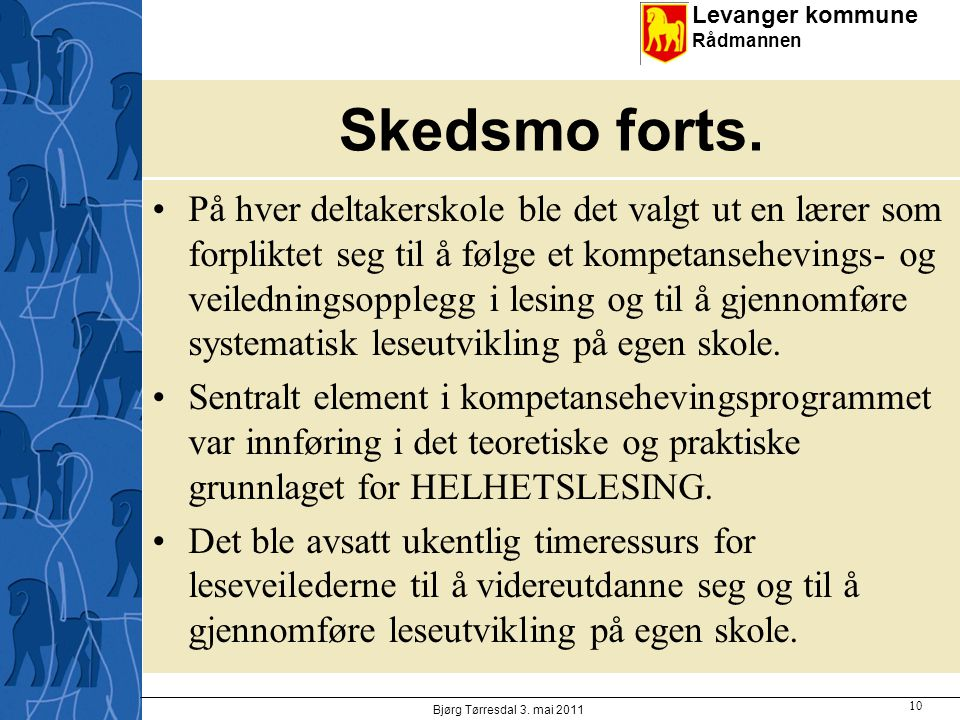 Skedsmo forts.