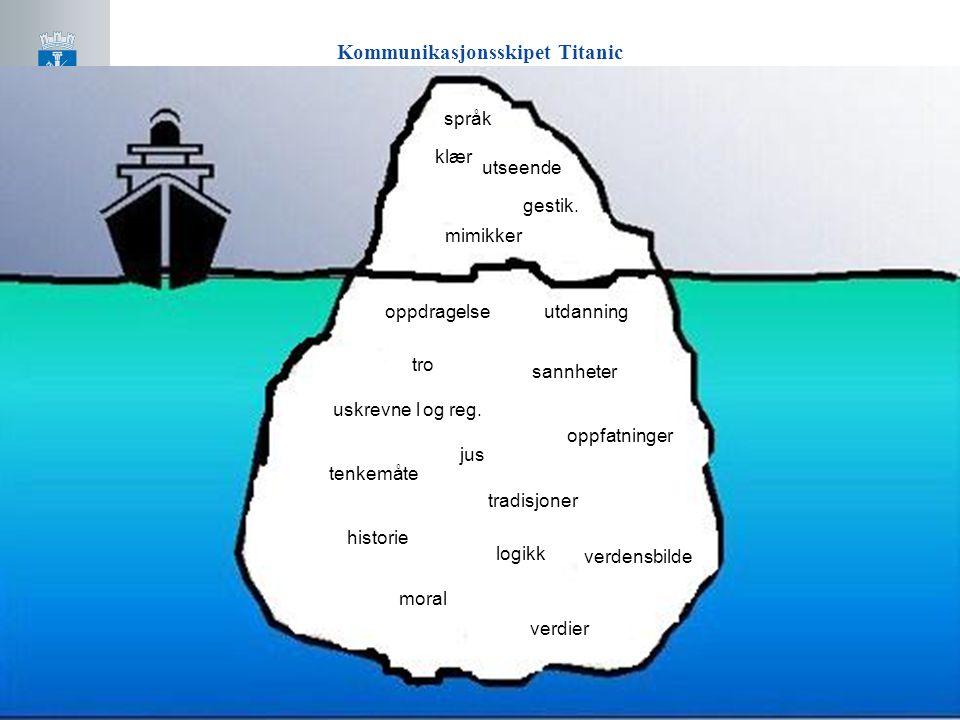 Kommunikasjonsskipet Titanic