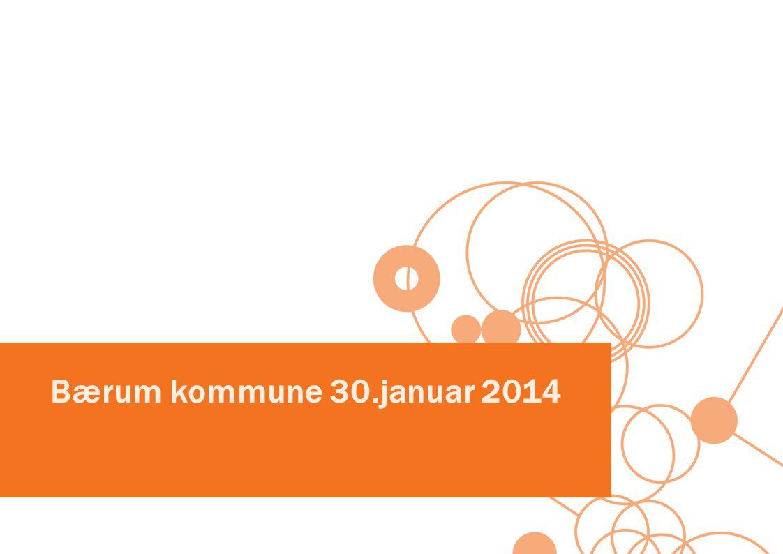 Bærum kommune 30.januar 2014