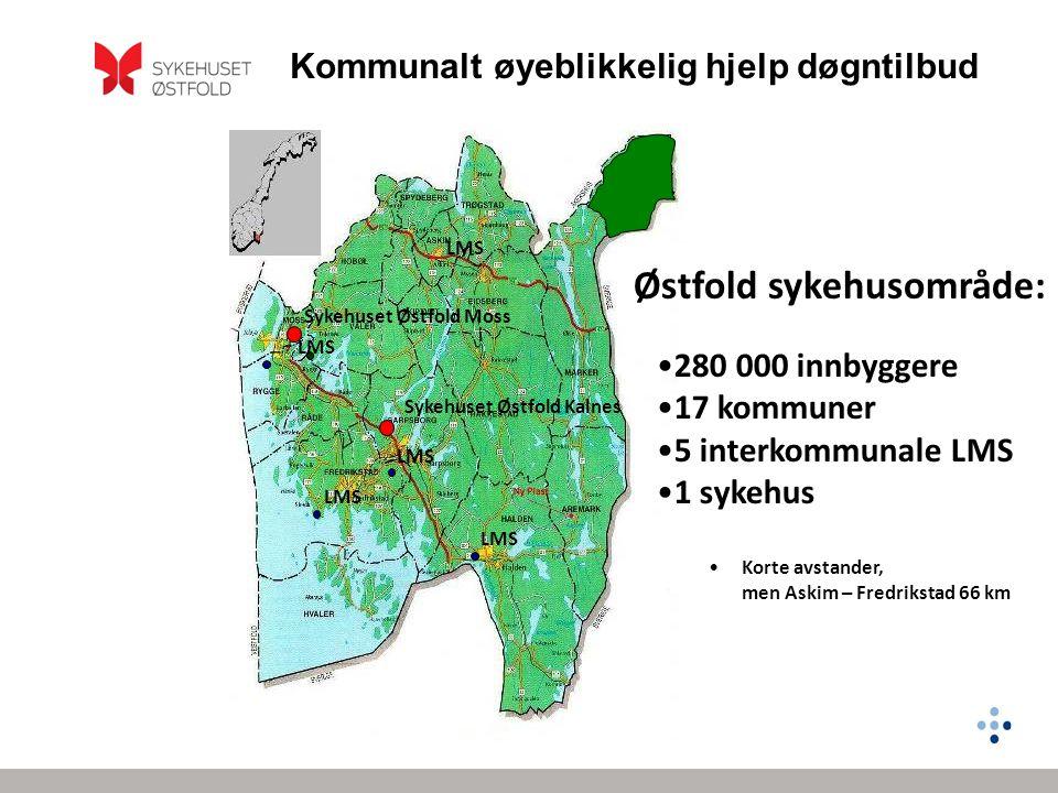 Østfold sykehusområde: