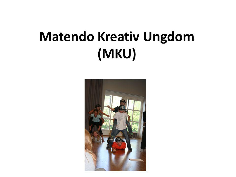 Matendo Kreativ Ungdom (MKU)