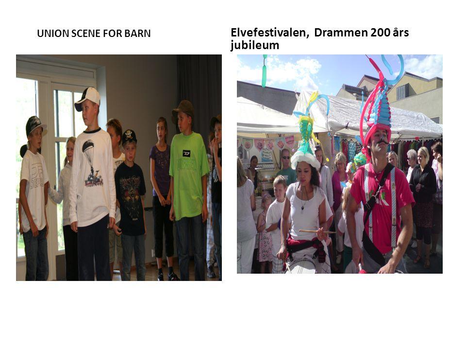 Elvefestivalen, Drammen 200 års jubileum