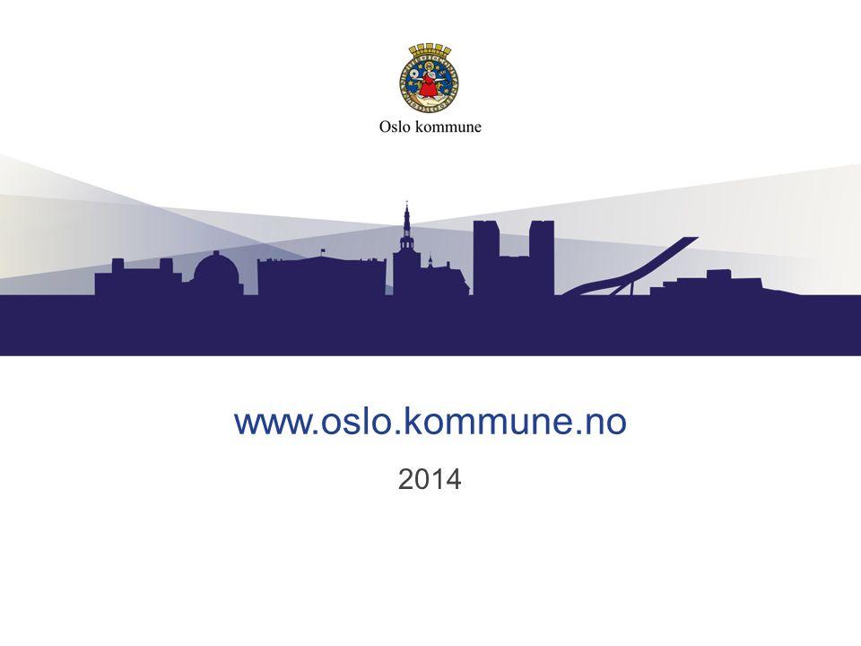 www.oslo.kommune.no 2014