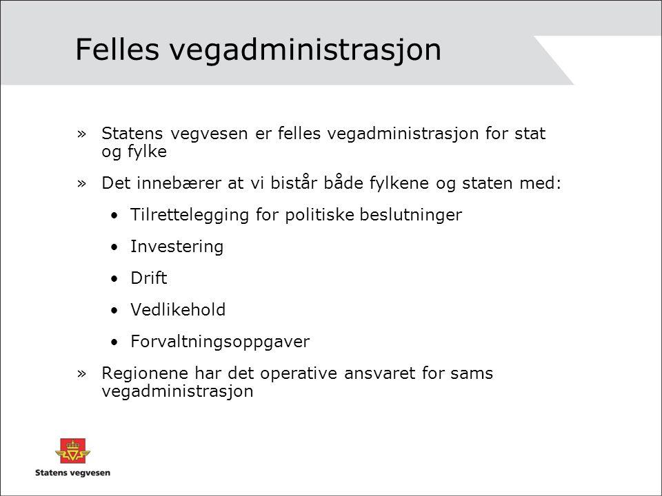 Felles vegadministrasjon