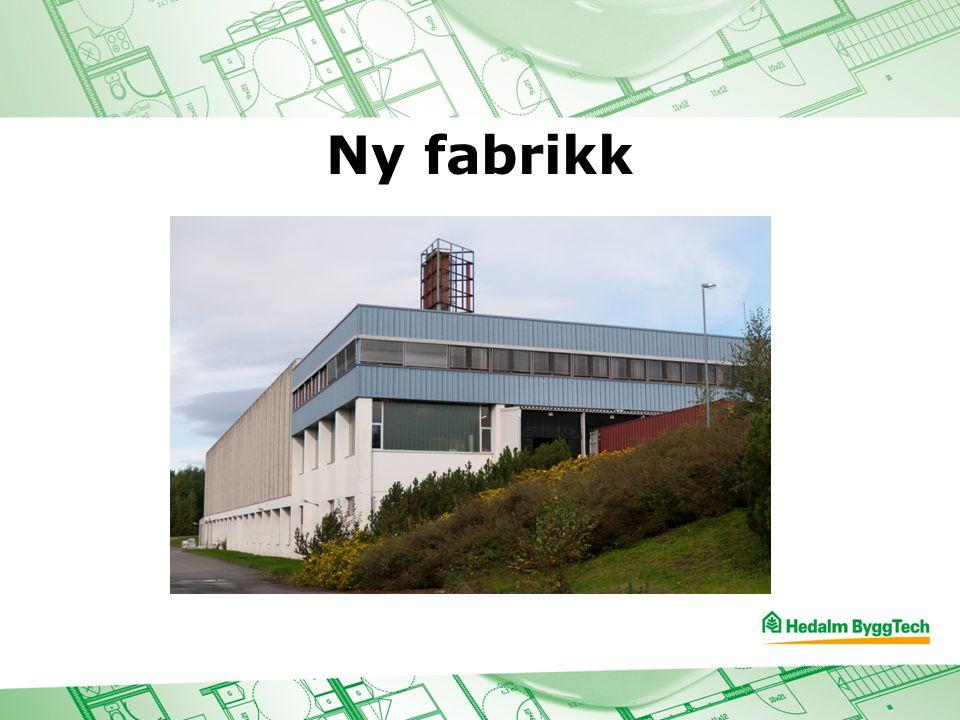 Ny fabrikk