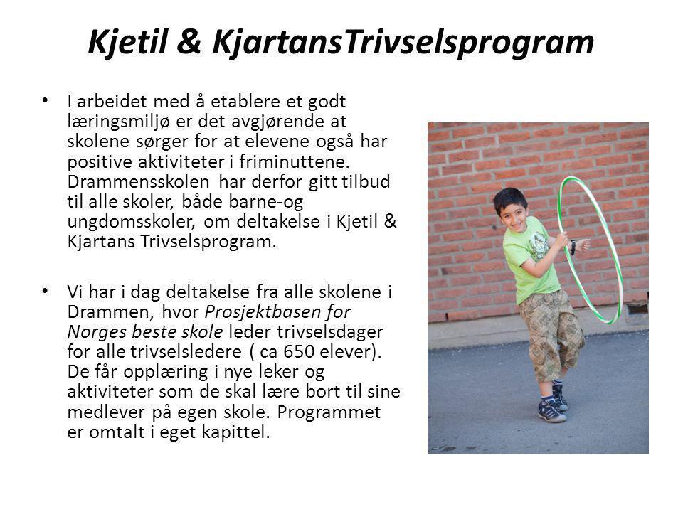 Kjetil & KjartansTrivselsprogram