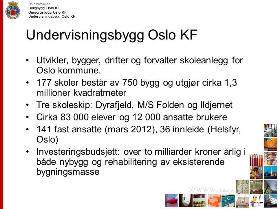 Undervisningsbygg Oslo KF