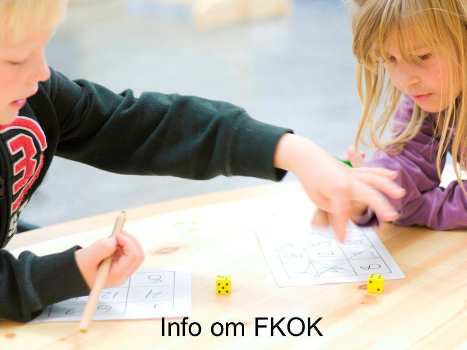 Info om FKOK