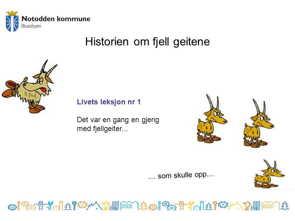 Historien om fjell geitene