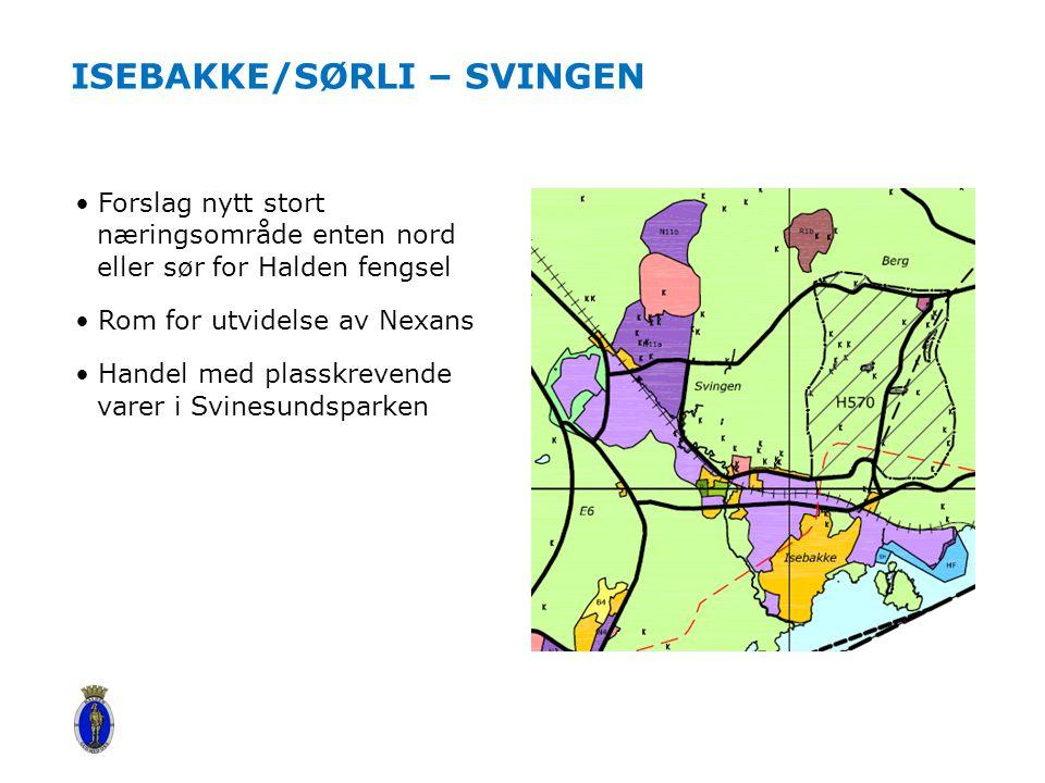Isebakke/Sørli – Svingen