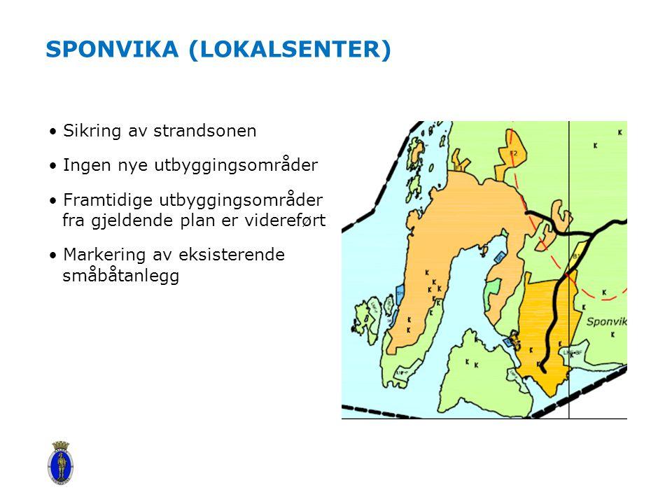 Sponvika (lokalsenter)