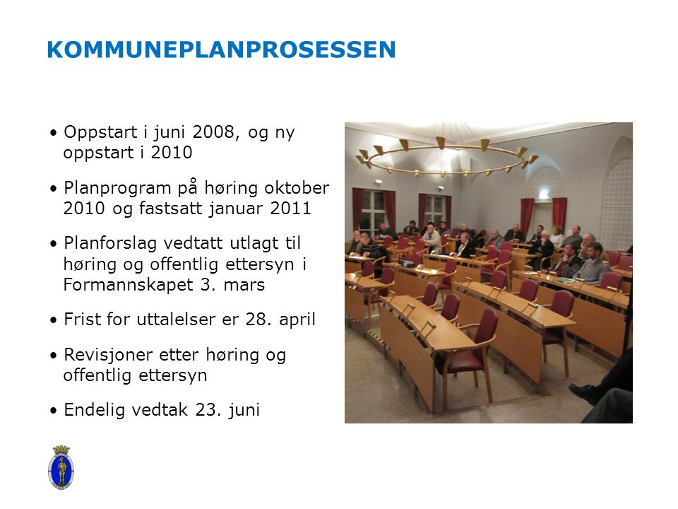 Kommuneplanprosessen