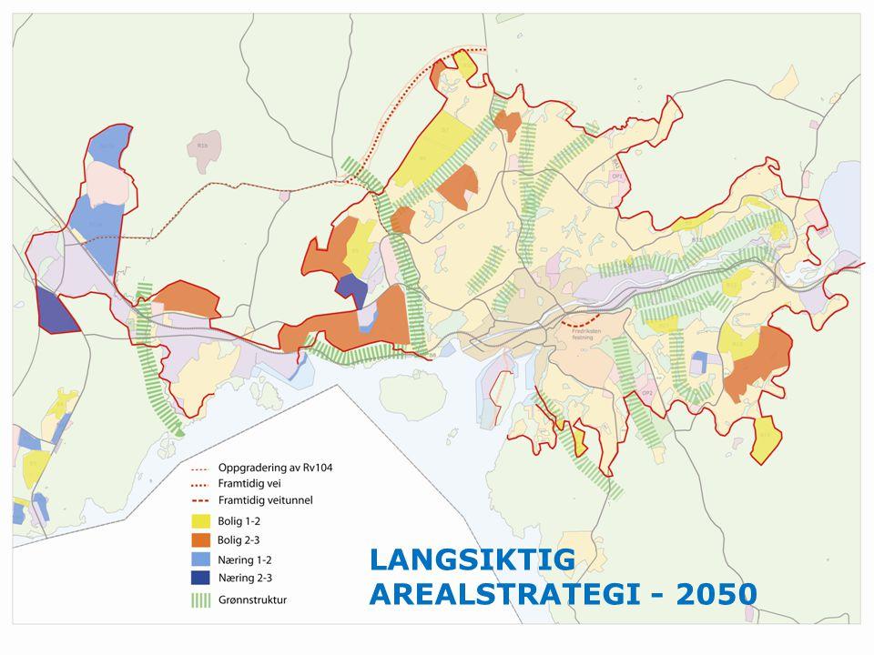 Langsiktig arealstrategi - 2050