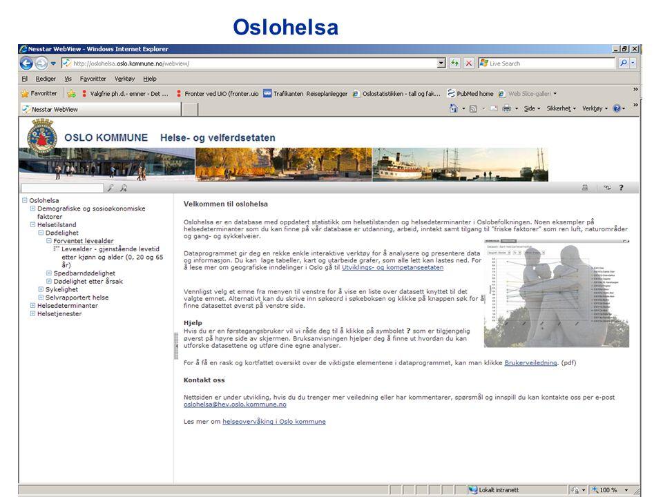 Oslohelsa