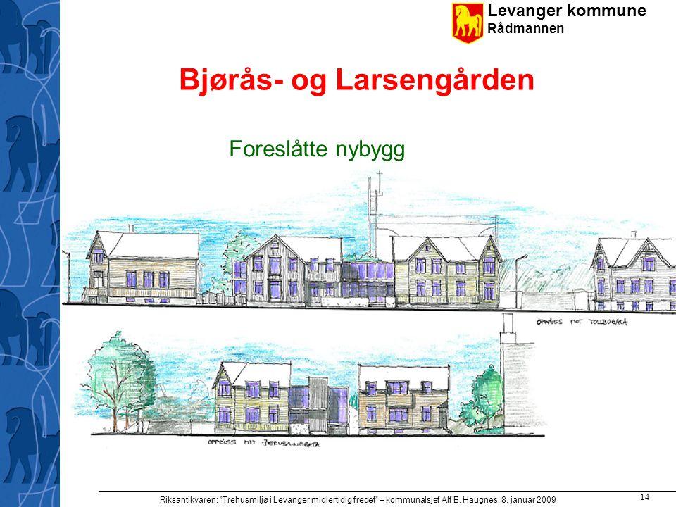 Bjørås- og Larsengården