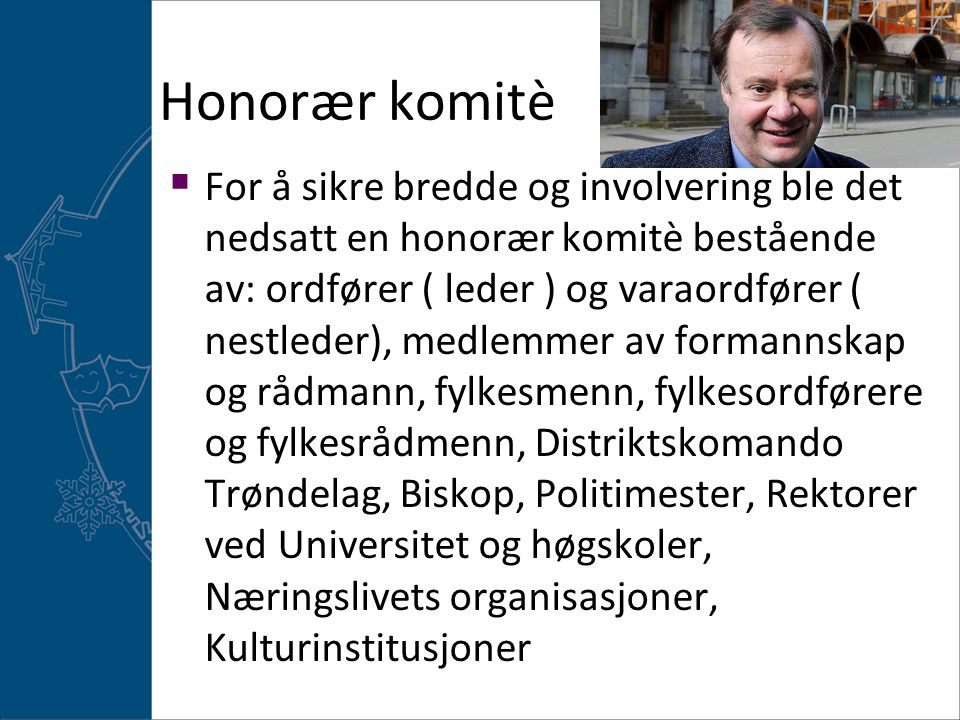 Honorær komitè